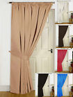 New Eclipse Thermal Door Curtain Curtains, Energy Saving, Reduces Heat Loss,