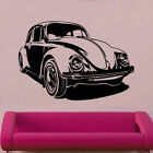 Nice VW beetle retro cal volkswagen bug Decal Vinyl Wall Sticker