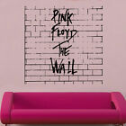 Album Covers Pink Floyd The Wall Decal Vinyl Wall Sticker