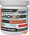USP LABS JACK3D MICRO 146g 40 SERVINGS MUSCLE PUMP NEW JACKED PRE WORKOUT