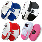 Hook and Jab Boxing Focus Pads Grappling Gloves MMA Pads Rex Leather