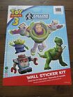 DISNEY PIXAR Childrens Wall Stickers Decor Ideal for Kids Bedroom Toy Boxes etc