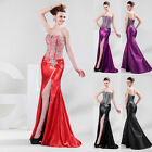 2013 Sequins Mermaid Formal Evening Long Gown Party Prom Ball Bridesmaid Dresses