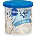 Pillsbury ~ Sugar Free Creamy Supreme Frosting ~ Many Flavor Choices!