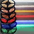 waterproof 5 meter LED smd STRIP light warm white,Blue,Green,Red, 3528 12V DC