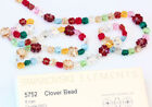 Genuine SWAROVSKI 5752 Clover Crystal Beads * Many Sizes & Colors