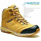 MENS DICKIES S3 WORK SAFETY SHOES BOOTS COMPOSITE TOE CAP ANKLE BOOTS TRAINERS