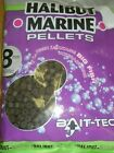 Bait Tach Halibut Marine Pellets - Used in Carp and Coarse Fishing