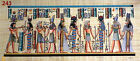 "Egyptian, Pharaonic, Authentic Papyrus Paint size 40x90 cm(16""x36"") 6 to choose"