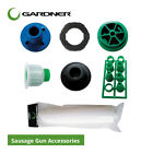 Gardner Tackle Sausage Gun Accessories - Carp Coarse Fishing Bait Boilie Making