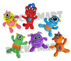 Small Monster Plush Stuffed Animal Creatures. Collect them all! RM2118