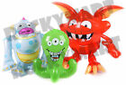"Inflatable Monster 22""  Kids Birthday Halloween Party Creatures Ages 5+ RM1624"