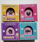 Guardian Angel Pin Badge Mum Sister Grandma Friend Teacher daughter Birth Stones