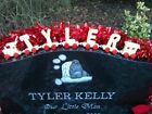 Wooden Letters Name Train Memorial Grave Baby Boy Girl