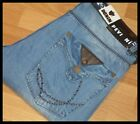 "MENS DESIGNER ITALIAN STYLE REGULAR FIT JEAN LIGHT BLUE 30""-42"" 32L COOKSBRIDGE"