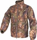 Jack Pyke English Oak Camo Fleece Shooting Hunting Jacket Pigeon Coat