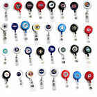 retractable badge reel lanyard NFL $6.55 USD on eBay