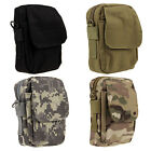HOT Outdoor Tactical Military Utility Tool Shoulder Drop Pouch Carrier Small Bag
