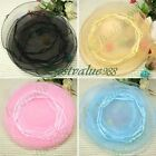 Sheer Round Organza Wedding Favour Jewellery Pouch Gift Bags 25cm Wholesale NEW