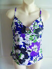 Baltex  Tankini  Swimsuit Top Size  8 ~  10
