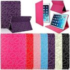 New Diamond Bling Sparkly Leather Flip Case Cover for Apple iPad Air iPad 5th