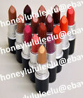 MAC AMPLIFIED CREME Lipstick Choose From 20 Color Full SZ New Box Unseal Vegas