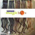 """1 x Clip On Hair Extension 23"""" 60cm Long Curly from ShanghaiMagicBox WIG002"""