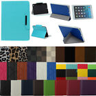 For Apple iPad Air 5 4 3 2nd Mini 2 Fold Folio Different Style Case Cover Stand