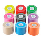 7 Colors 5cm x 5m Kinesiology Tape Gym Sports Muscles Care Therapeutic Tape New