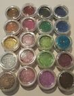 10Gr Large Pot Glitter Tattoo Dust Powder Face Painting CosmeticTemporaryStencil