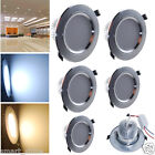 3W/5W/7W/9W/12W LED Recessed Ceiling Light Downlight Soft Lamp Frosted Cover