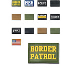 Tactical Operator Contractor Velcro Military 3x2  Rubber Patch Patches RapDom