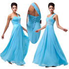 2014 New Evening Wedding Bridesmaids Dresses Beaded Party Formal Prom Long Dress