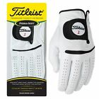 New 2012 - Titleist Golf Mens Permasoft Leather Glove Left/Hand Glove