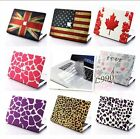 "Doodle Rubberized Hard Case+Keyboard Cover For Macbook Air 11""/13""A1465 A1466 lp"
