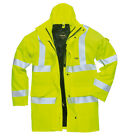 Portwest GT10 - GORE-TEX High Visibility Parka Jacket - Yellow