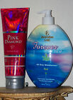 SWEDISH BEAUTY PINK DIAMOND BRONZER TANNING AUSTRALIAN GOLD FOREVER AFTER LOTION
