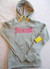 Nike Livestrong Be Invincible All Time Hoodie 547871-065 Grey Pink  Womens Small