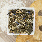 Tea-na Colada White Tea/Yerba Mate Blend- Pina Colada flavor, loose leaf or bags