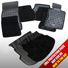 Vauxhall Vectra C ESTATE 2003-2008 Boot Liner + Tailored Rubber Mats + Inserts