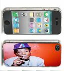 Wiz Khalifa Iphone Case (4,4s,5,5s,5c) Taylor Gang Blunt Smoke