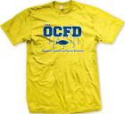 I Have Obsessive Compulsive Fishing Disorder Funny Lures Tackle Box Mens T-shirt