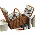 Huntsman Picnic Basket for 4 with Coffee Service