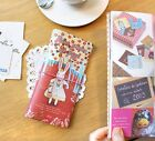 Korea Jetoy Cat Choo Choo Aurora Princess Wink Card Pocket Credit Card Holder