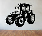 Childrens Tractor Wall Art Sticker Farming Vehicle Vinyl Mural WA525