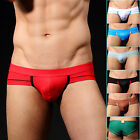 Simplicity Sexy Men's Cheap Underwear Slip Cheeky Pouch Y-Front Briefs S M L XL