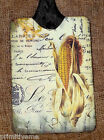 Hang Tags  FRENCH FALL HARVEST CORN TAGS or MAGNET #149  Gift Tags