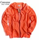 Sweatjacke *Discharged Flock Hoodie* Sweater Hoody terracotta *NEU by CONVERSE