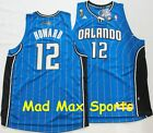 DWIGHT HOWARD Orlando MAGIC Rockets NBA FINALS Rd SWINGMAN Throwback Jersey M-XL