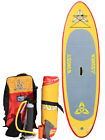 "O'Shea 10' 2"" Inflatable Stand Up Paddle Board, inc bag pump and paddle"